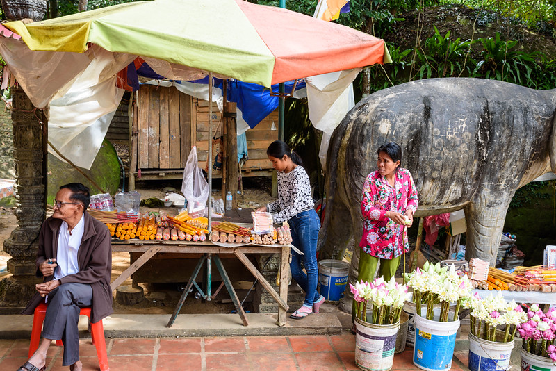 Market, Kulen Mountain