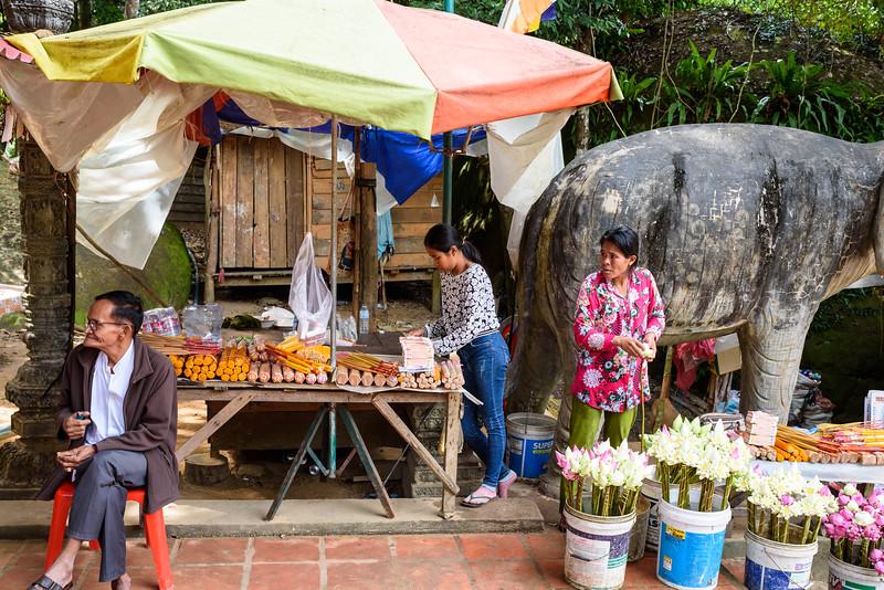 Market, Kulen Mountain
