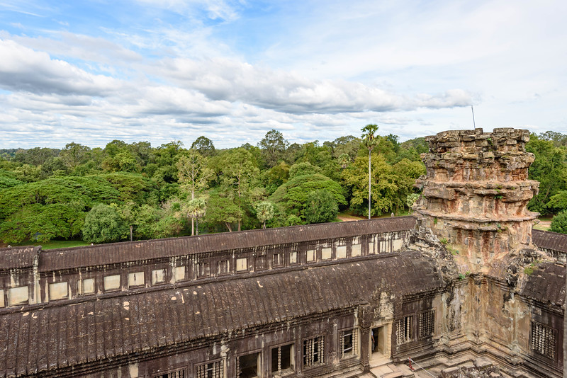 Galleries, Angkor Wat
