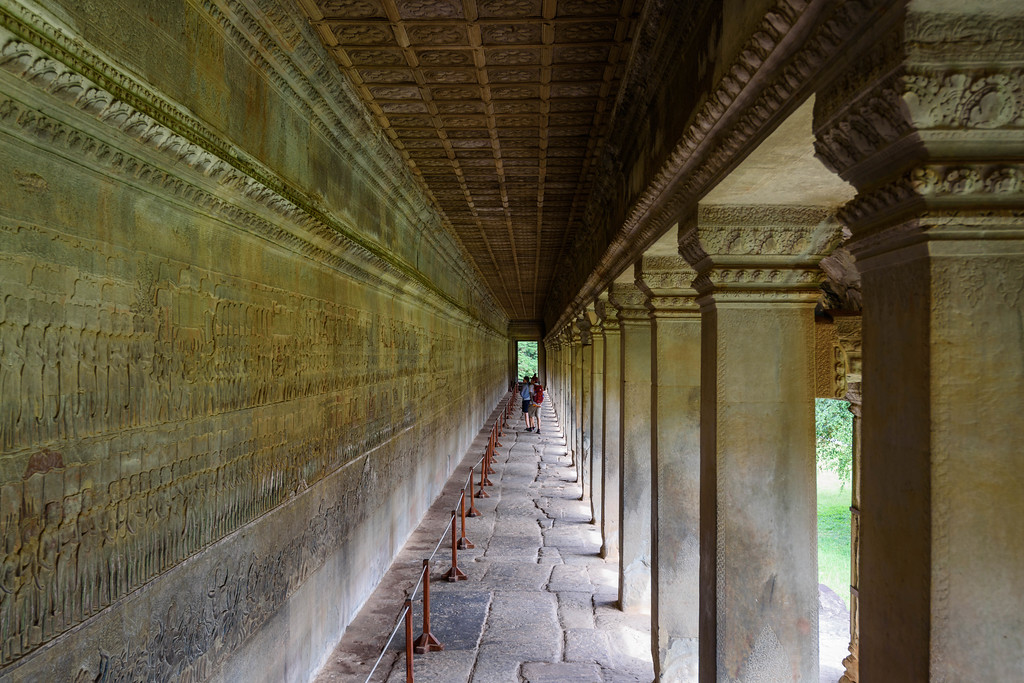 Outer Galleries, Angkor Wat