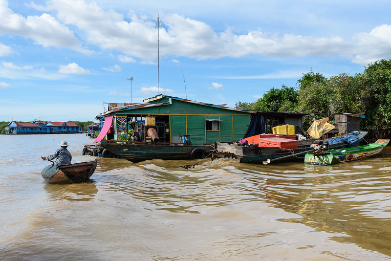 Tonlé Sap Floating Village