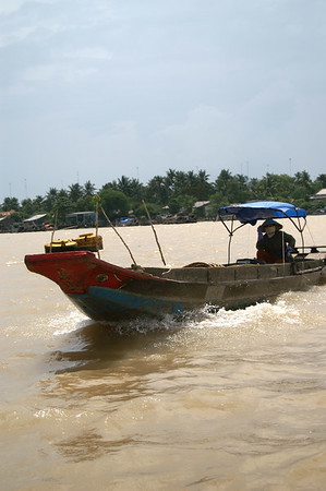 Up the Mekong River
