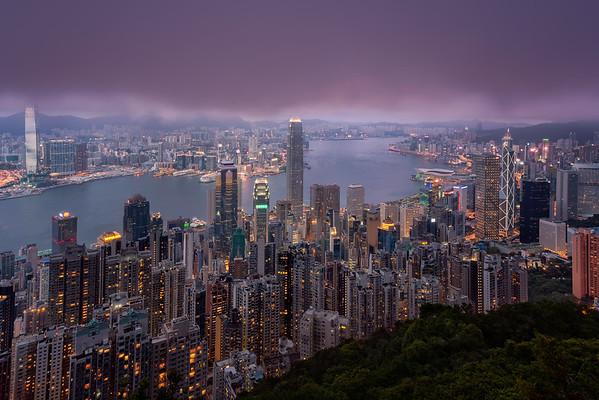Hong Kong (2018)