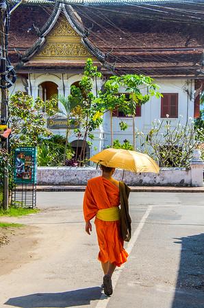 Monk, Wat Kili