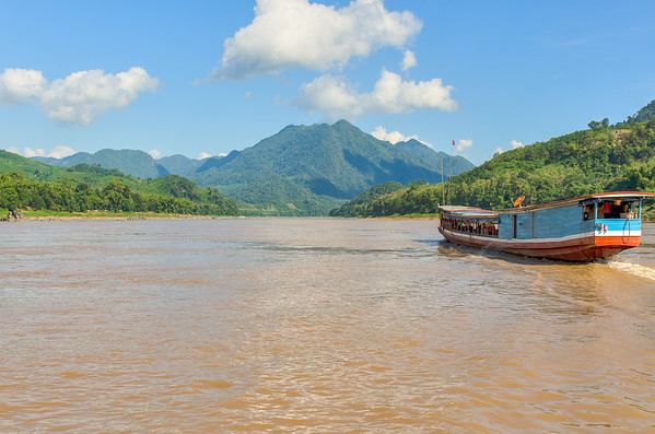 Along the Banks of the Mekong, Nagi of Mekong