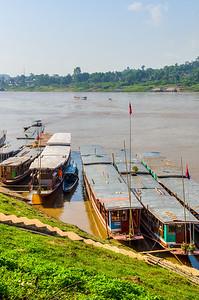 Nagi of Mekong, Huay Xai