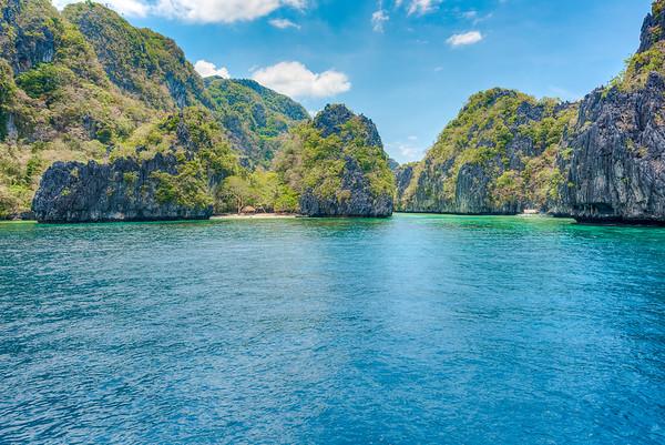 Big Lagoon, Miniloc Island