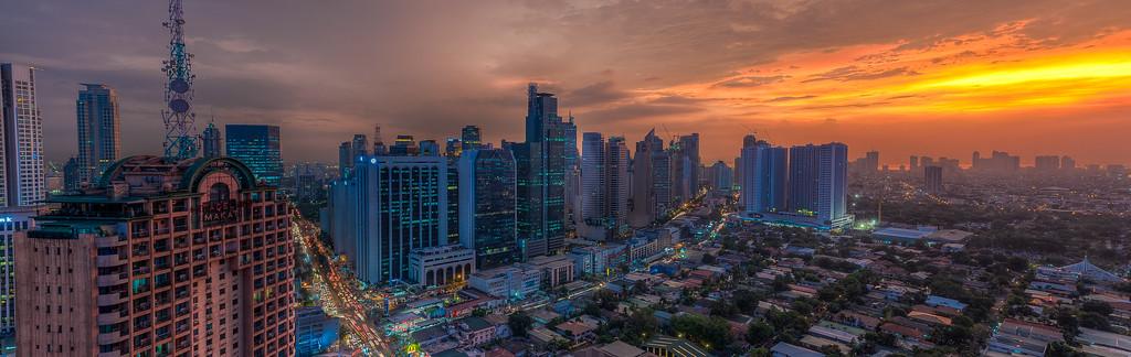 Makati, Manila, Philippines (2015)