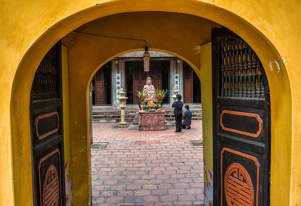 One Pillar Pogoda