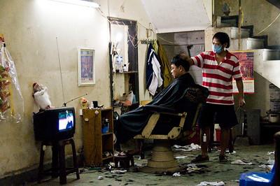 Barbershop- Hanoi, Vietnam