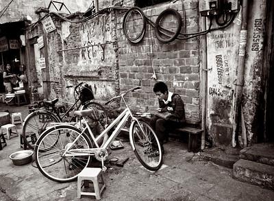 Silver Bike- Hanoi, Vietnam