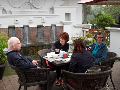 I think Linda liked the hotel in Luang Prabang.