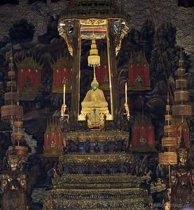 """""""Emerald Buddha"""", The Grand Palace, Bangkok"""