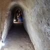 Down in a Cu Chi tunnel