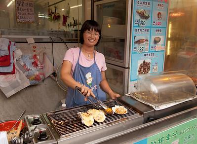 Tai O village seafood restaurant