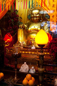 Po Lin Monastery, Buddha