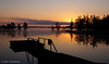 Sunrise, 11/14/2016. Magnolia Ridge, B.A. Steinhagen Lake.