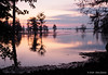 Sunrise, 11/17/2016. Magnolia Ridge, B.A. Steinhagen Lake.