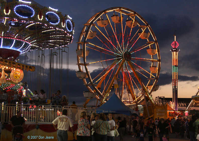 South Texas State Fair.