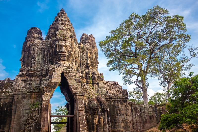 Gates of Cambodia