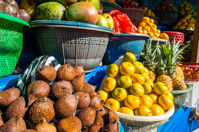 Balinese Fruit Stand