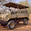 """""""Unimog"""" ultimate safari vehicle."""