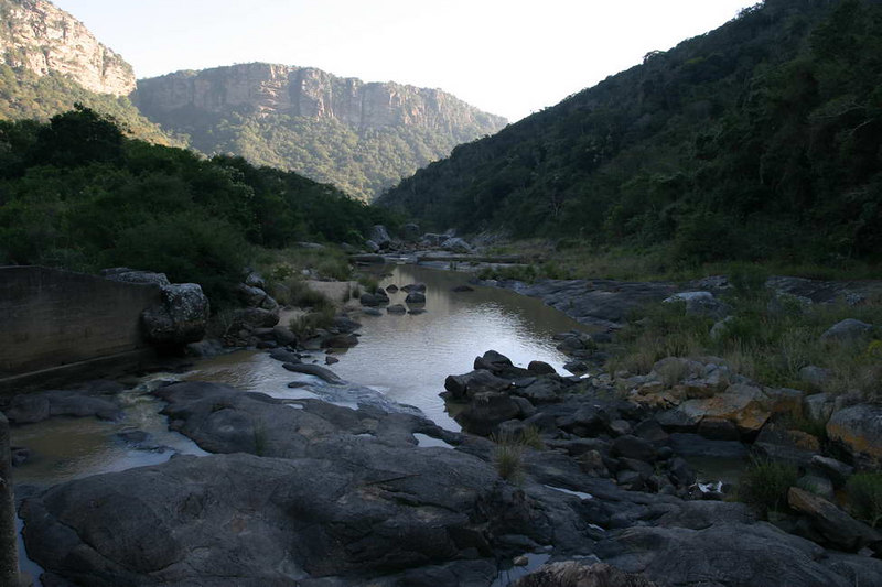 River in Transkei