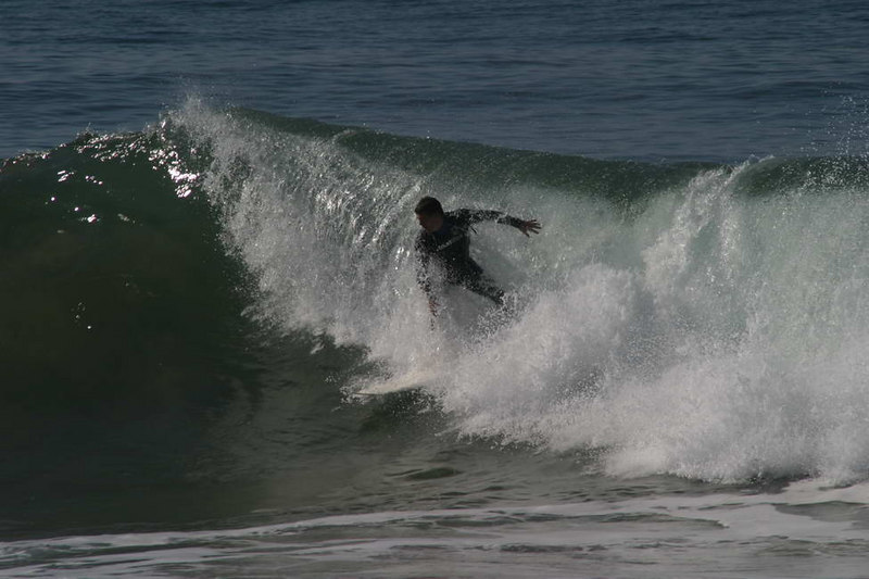 Surf in St Michaels