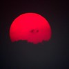 1-Sunset form our patio, Victoria Falls Safari Lodge, Zimbabwe, oct 11, 2016 IMG_39971