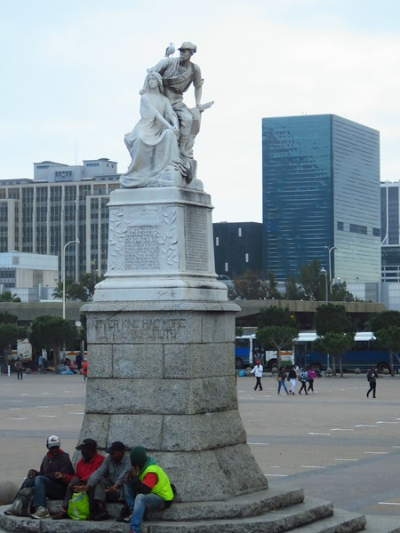 5 Boer War Memorial - Cape Town, sep 29, 2016  IMG_08831