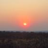 1-Sunset form our patio, Victoria Falls Safari Lodge, Zimbabwe, oct 11, 2016 IMG_3986