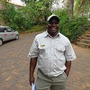 Our guide for evening cruise on the Zambezi River, Zimbabwe, oct 9, 2016 IMG_3203