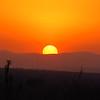 Sunset - Kruger NP, oct 6, 2016 IMG_2871