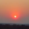 1-Sunset form our patio, Victoria Falls Safari Lodge, Zimbabwe, oct 11, 2016 IMG_3989