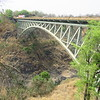 Bridge to Zambia, Victoria Falls National Park, Zimbabwe, oct 10, 2016 IMG_3573