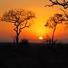Sunset - Kruger NP, oct 6, 2016 IMG_2870