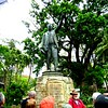 21 Statue to Cecil Rhodes, VOC Gardens, Cape Town, sep 29, 2016 IMG_09101