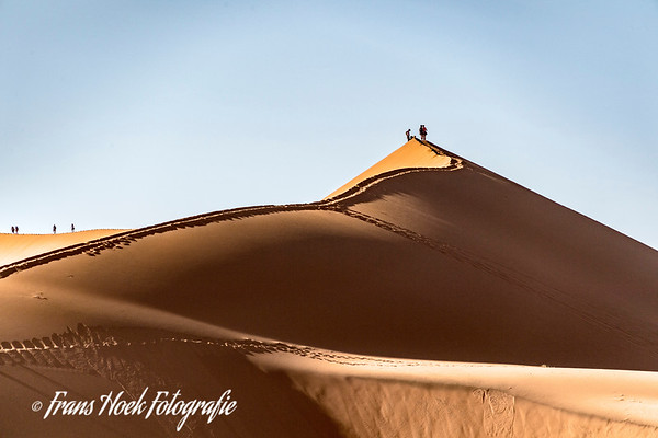 Sanddune in the Sosusvlei