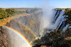 Victoria Falls from  the Zambian side