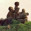 Matabo National Park is 15 miles south of Bulawayo.