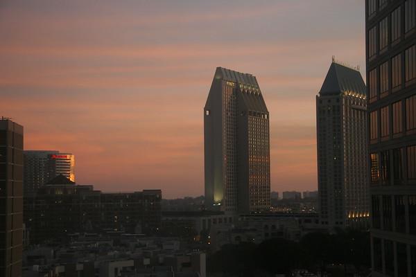 San Diego, Feb. 2007