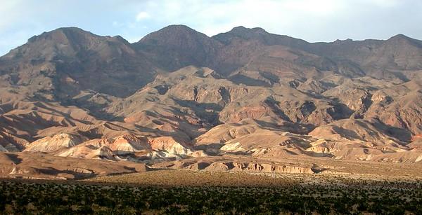 Death Valley Highlights