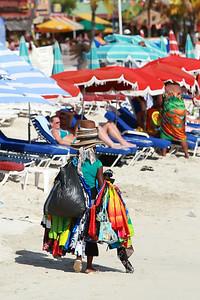 St Maarten vendor