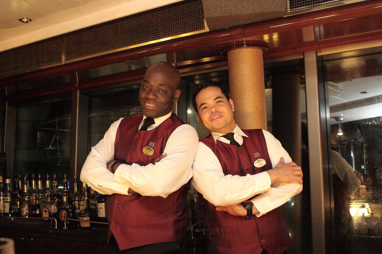 Mario and Desmond