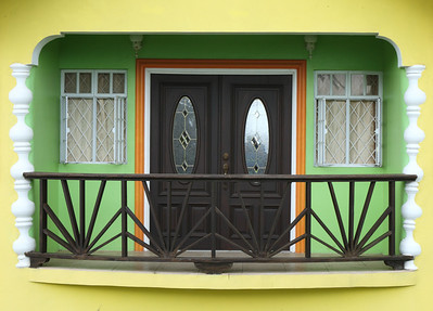 St. Lucia home