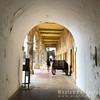 Corridor Approaching Arcade