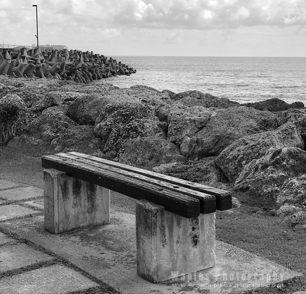 Bench and Dolosse