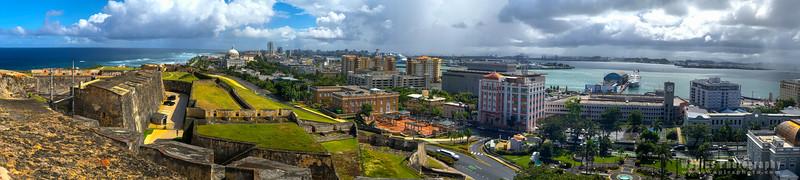 Port of San Juan, Puerto Rico