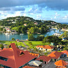 Castries Port, Saint Lucia
