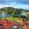 Castries Port, Saint Lucia